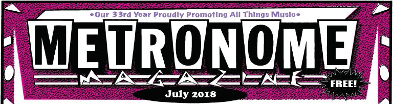 metronome Magazine Logo